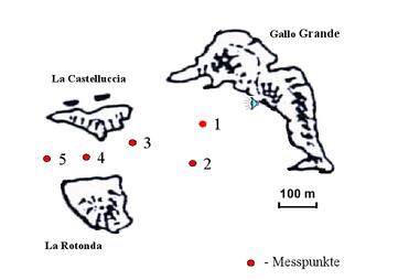 Sirenen-Karte